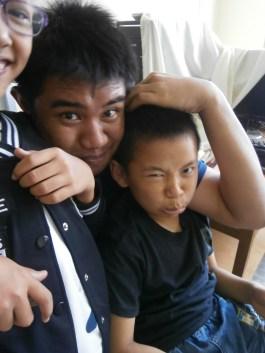 With my cute Lin Latt and Seng Naw (5)