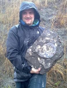 Craigammonite