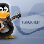 「TuxGuitar」が「GuitarPro7」の.gpに対応してた