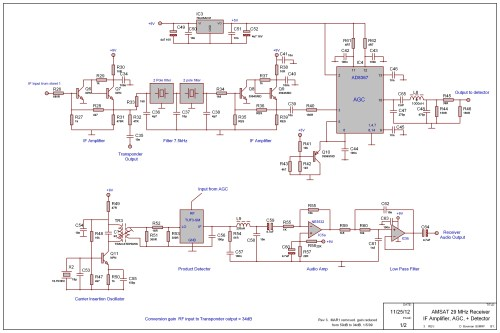 small resolution of g0mrf 29 45 mhz receiver project