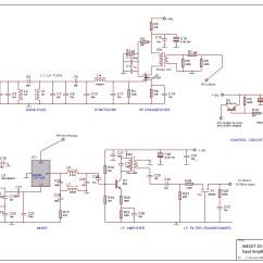 Simple Am Receiver Circuit Diagram Honeywell Aquastat L4006a Wiring G0mrf 29 45 Mhz Project Amsat Uk