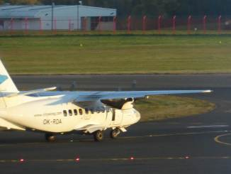 Van Air Let L410 (Picture Credit Ardfern/Wikipedia)