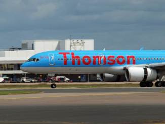 Thomson Airways G-OOBD (Picture Credit Nick Harding)