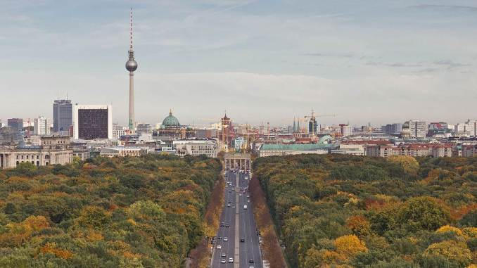 Berlin By A.Savin (Wikimedia Commons)