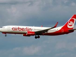 AirBerlin B737-800 By Felix Gottwald - www.felixgottwald.net