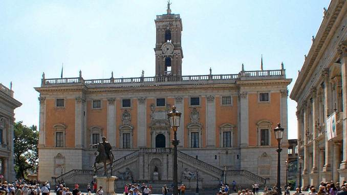 Rome City Hall (Image: Berthold Werner / Wikimedia CC)