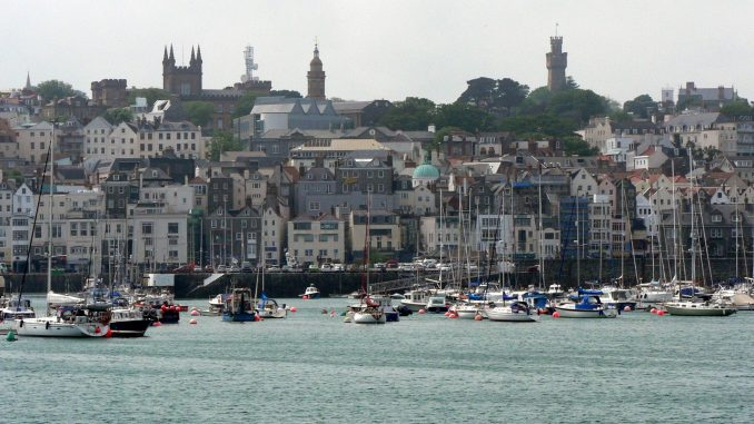 St Peter Port Guernsey (Image: Alastair Parry under CC2.0)