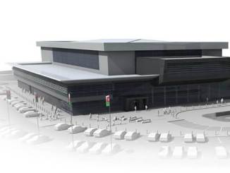 Proposed Deeside Research Facility (Image: Welsh Government)