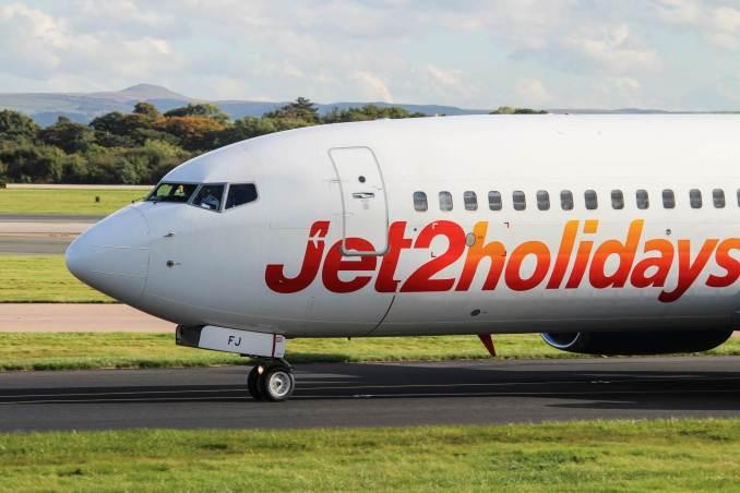 Jet2 Holidays Boeing 737 (Image: TransportMedia UK)