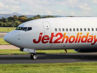 Jet2 Holidays Boeing 737 (Image: TransportMedia UK)