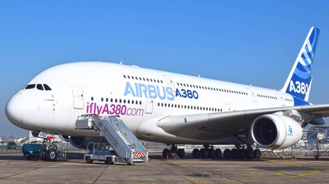 Airbus A380 MSN4 (Image: Aviation Media Co.)