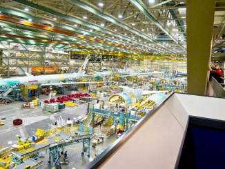 Boeing Factory (Image: Boeing)