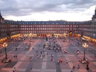 Plaza Mayor de Madrid (Image: Sebastian Dubiel)
