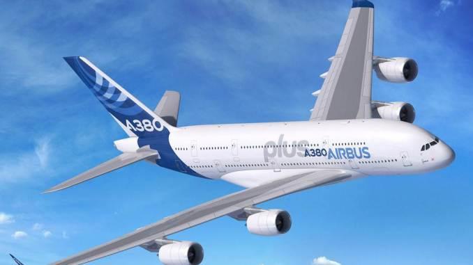 A380plus (image: Airbus)