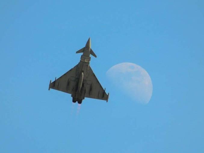 RAF Eurofighter Typhoon (Image: Aviation Media Agency)