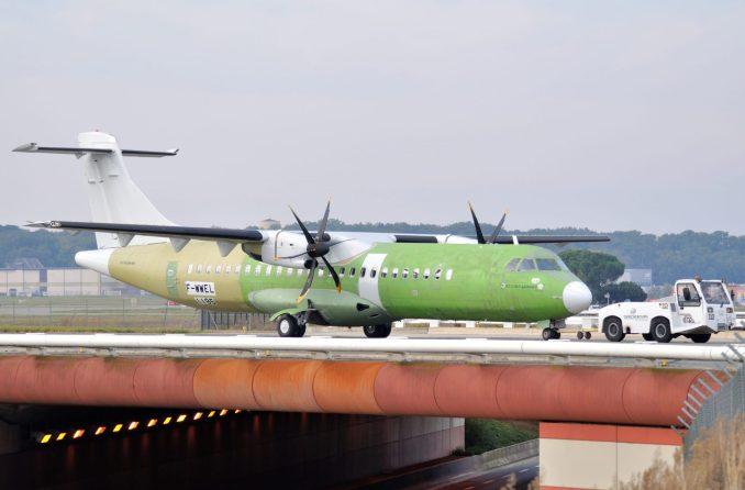 Pre-delivery ATR