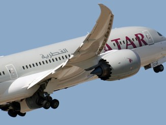 Qatar Airways 787
