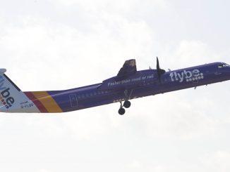 Flybe Dash 8 -Q400 - File Image