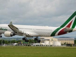 Lufthansa Planning 'New Alitalia'