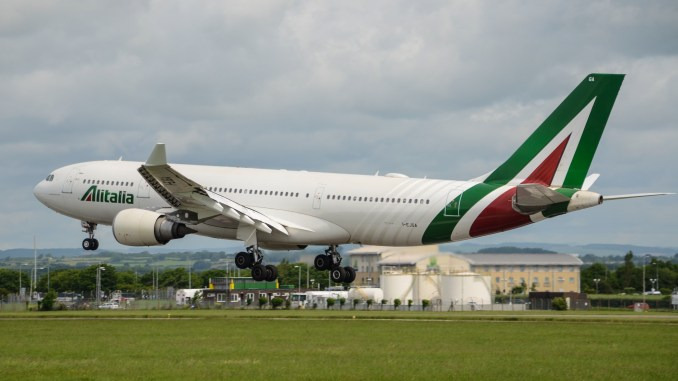 Lufthansa Planning 'New Alitalia'
