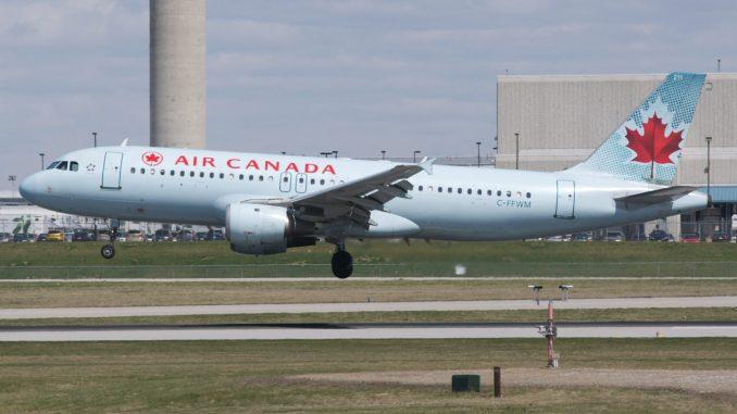 Air Canada A320