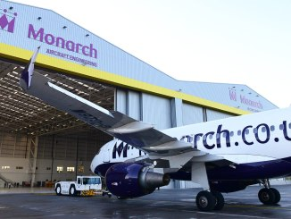 Monarch Aircraft Engineering seperates from collapsed holiday group