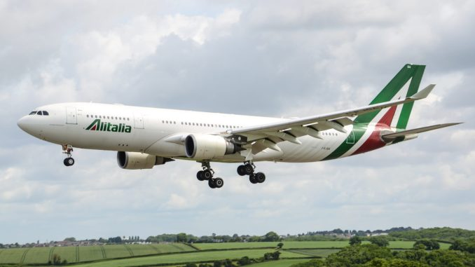 Alitalia - Fight or Flight?