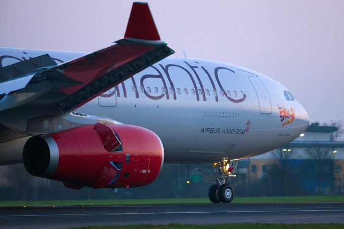 Virgin Atlantic A330 (Image: VA)