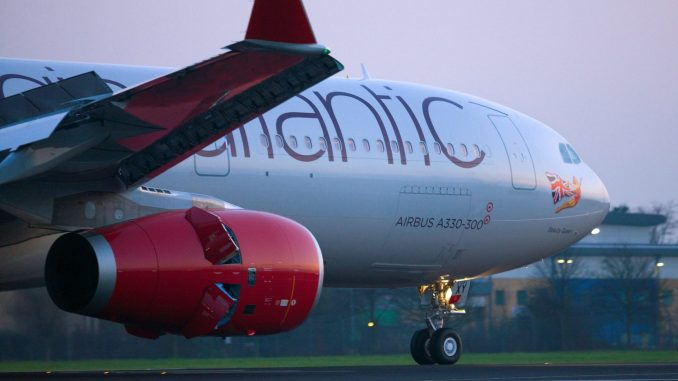 Virgin Atlantic A330 (Image: VA)