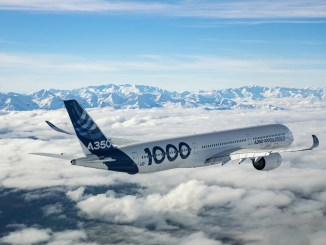 Airbus A350-1000 certified by the FAA & EASA
