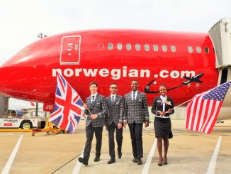 Norwegian flights to the US