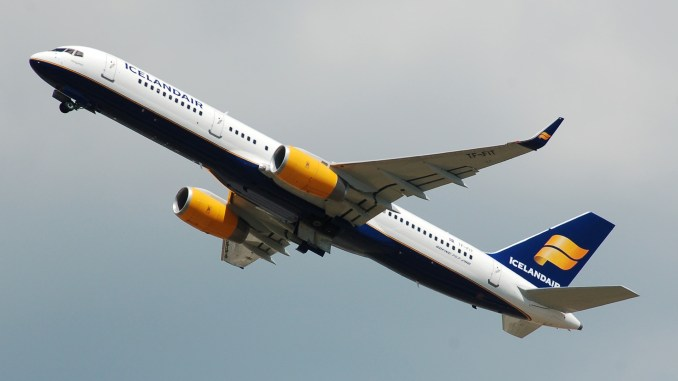 Icelandair to end Birmingham service January