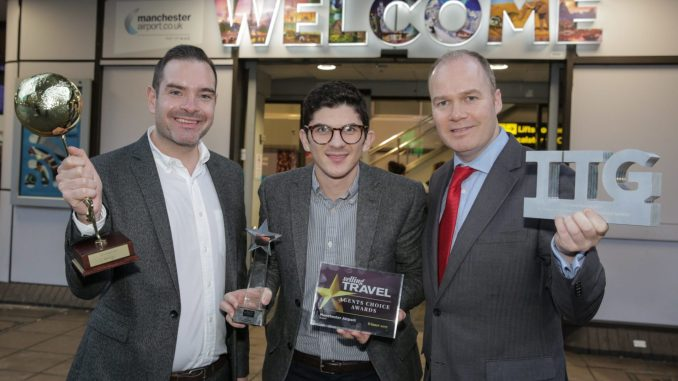 Manchester Airport bags four best UK airport awards