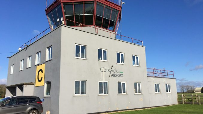 Cotswold Airport launch 2018 Aviation Scholarship