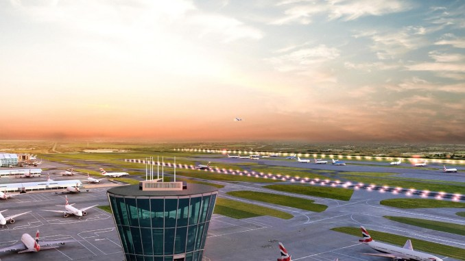 Heathrow launches 10-week expansion consultation
