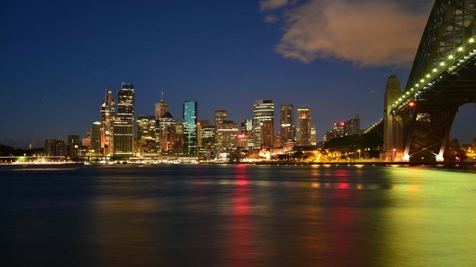 Fly from Cardiff to Sydney in 2018