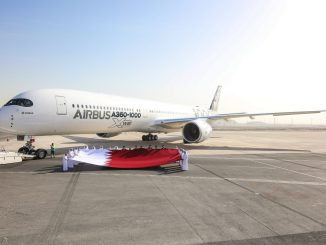 Qatar Airways A350-1000