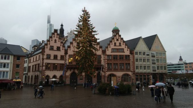 The Romer, Frankfurt