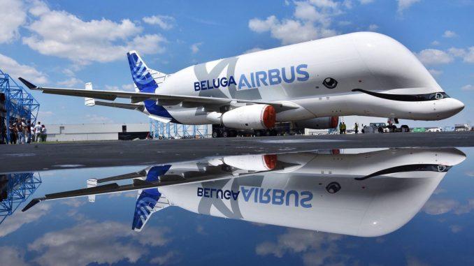 BelugaXL roll out (Image: JV Reymonden/Airbus)