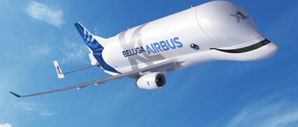 BelugaXL (Image: Airbus)