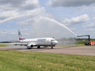 Sun Express Boeing 737-800 (Image: LLA)