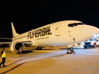 Fly Erbil 737 (Image: Fly Erbil)