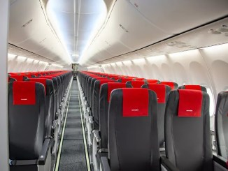 Norwegian 737 Max Seats (Image: Norwegian)