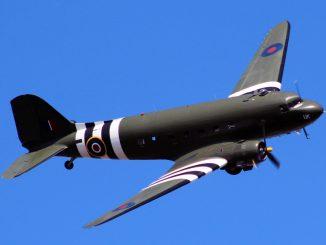 BBMF Dakota DC3 (Image: Aviation Media Agency.)