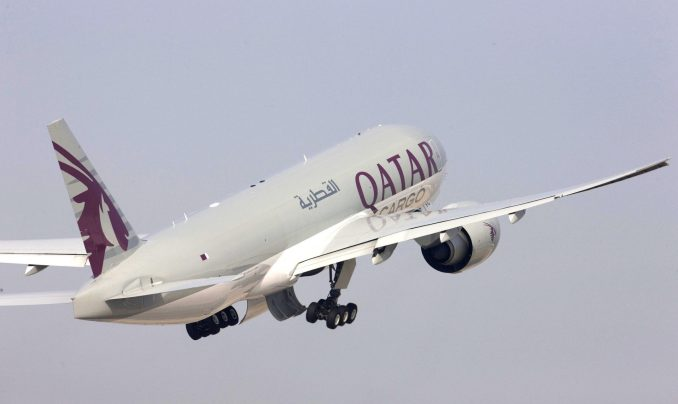 Qatar Airways Boeing 777 Freighter (Image: Qatar Airways)