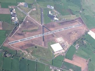 Carlisle Airport (Image: Carlisle Lake District Airport/Facebook)