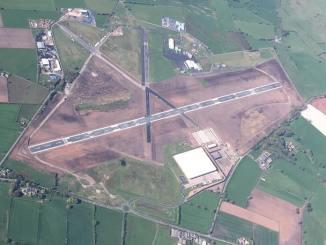 Carlisle Airport (Image: Carlisle Lake District Airport/Facebook)