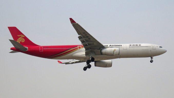 Shenzhen A330-300 (Image: N509FZ/CC BY-SA4.0)