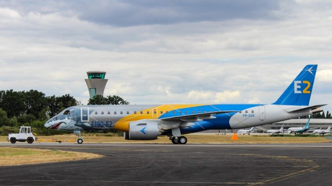 Embraer E190-E2 Profit Hunter (Image: Aviation Media Agency)