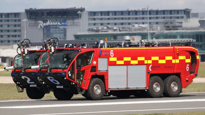 Manchester Airport Fire & Rescue (Image: Russell Lee/CC2.0)